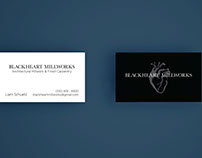 Business Cards | Blackheart Millworks