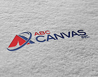 Logo for ABC Canvas Inc.