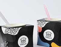 Badza - ice cream
