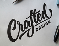 Lettering Logo Designs - Before & After
