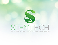 Stemtech Logo Redesign