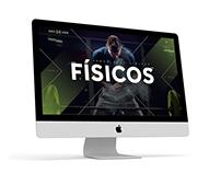 AXISCORE - Novo Website