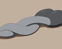 A Pair of Shy Scissors