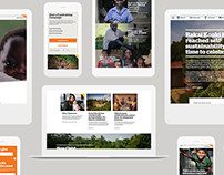 World Vision New Zealand Website