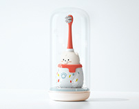 Child's Electric Toothbrush-2