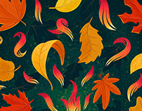 Fall Illustrations