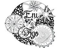 Wedding Invitation for Priyogo