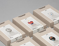 BRAINSTREAM – CHARACTER COLLECTION / Branding