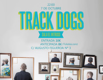 Track Dogs Poster Intruso