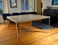Slobs Table - Mattia Frignani Design