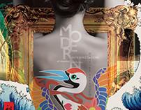 Daisuke Sakaguchi Self-portrait Poster