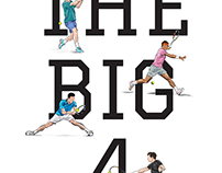 The Big 4 of Tennis