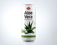 Aloe Drink Project