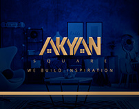 Akyan Square Guide Line