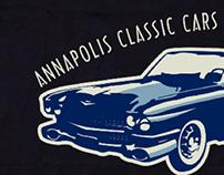 Annapolis Classic Cars T-shirt