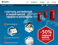 Online service for learning english - IENGLISH.RU