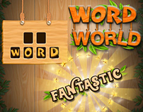 Word World - Word Connect (GUI)