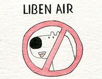 2015法國安古蘭漫畫節24小時漫畫馬拉松作品《LIBEN AIR》
