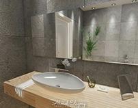 BATHROOM | Mohandseen Apartment