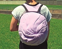 Artery Backpack: Charge gadgets with your body heat.