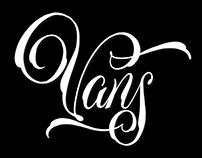 Vans x Karl Lagerfeld + Marco Lpz