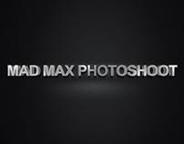 Mad Max Photoshoot