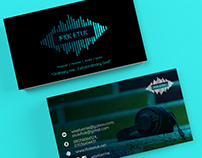 Personal Logo & Business Card Design