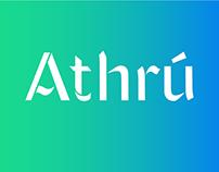 Athrú Typeface