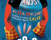 desFOLCa't music festival poster 2016