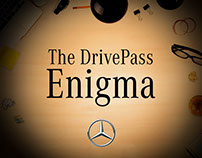 The DrivePass Enigma | Landing Page