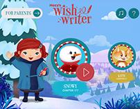 Macy's   'Yes Virginia' Wish Writer App