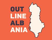 Outline Albania