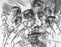 Portraits/drawing