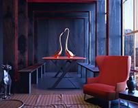 3D interior design 2