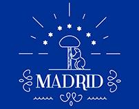 Madrid - Oso y madroño