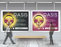 Billboard OASIS FESTIVAL 2016