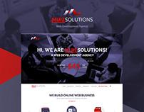 Muizsolutions! a web development agency