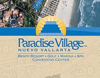 Paradise Village Triptych Brochure