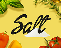 Salt - Recipe Blogging App