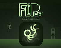 FlipMan (Game) Design Presentation