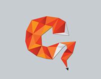 Company's startup branding