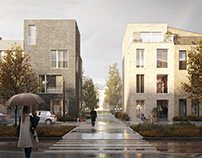 Roosendaal Masterplan | Competition | 1st Prize