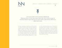 Nowa Narracja - web design