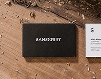 Sanskriet quality furniture - branding