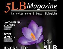 5LB Magazine - ZERO