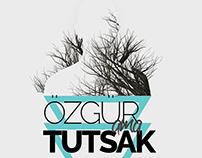 Özgür ama Tutsak - Book Cover