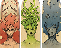 Monster Girls Skateboards