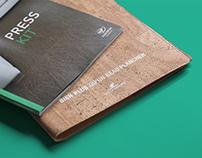 Amorim Revestimentos & Wicanders 2016 Press Kit