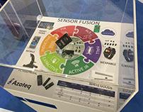 Azoteq Sensor Fusion Graphic
