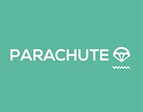 Parachute. Marca / Branding